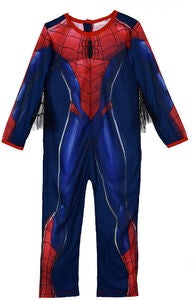 Marvel Spider-Man Pysjamas, Navy