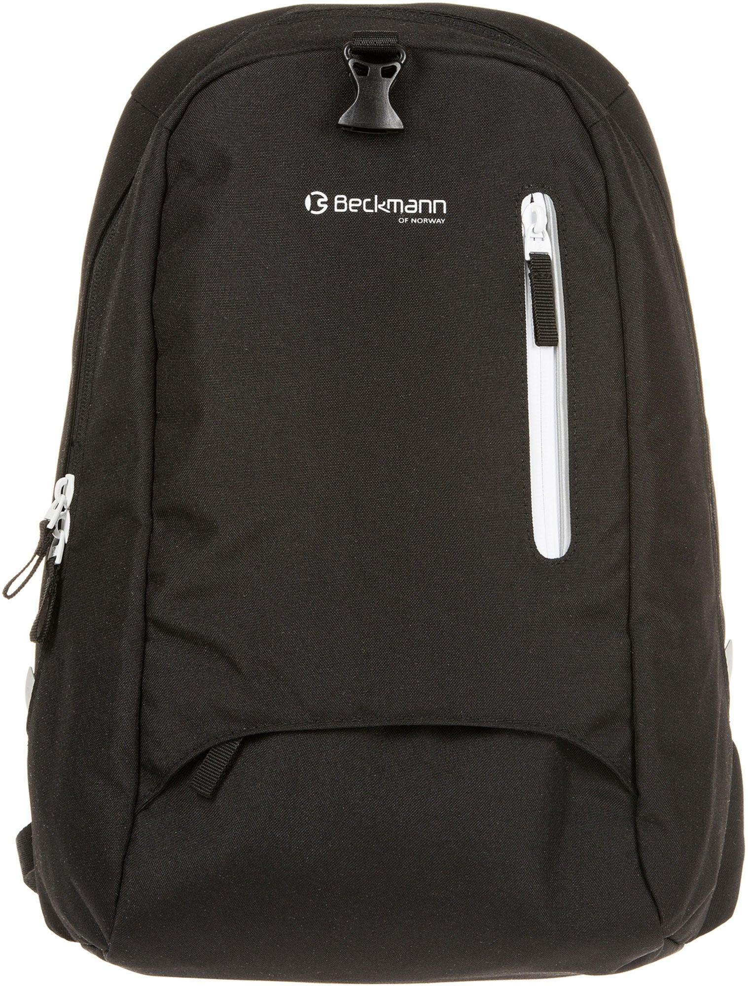 Kjøp Beckmann Ryggsekk 16 L, Black   Jollyroom