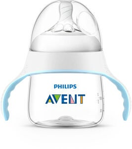 Philips Avent Natural Treningskopp 150ml, Blå/Hvit