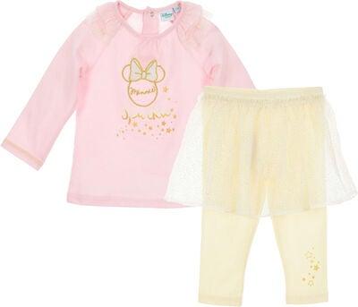 f094f5c3 Kjøp Disney Minni Mus Sett Genser & Leggings Skjørt, Light Pink ...