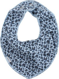 Fixoni Infinity Bib, China Blue
