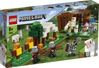 LEGO Minecraft 21159 Pillagernes Utpost