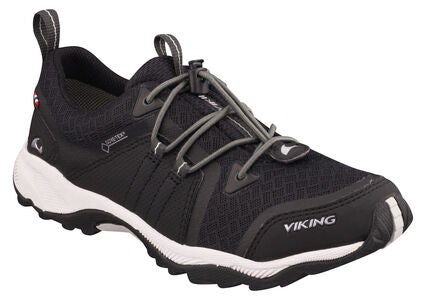 Viking Exterminator Sneaker GORE-TEX, Black/Grey