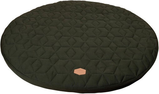 FILIBABBA Leketeppe Soft Quilt, Dark Green
