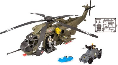 Soldier Force Operation Sandstorm Helikopter