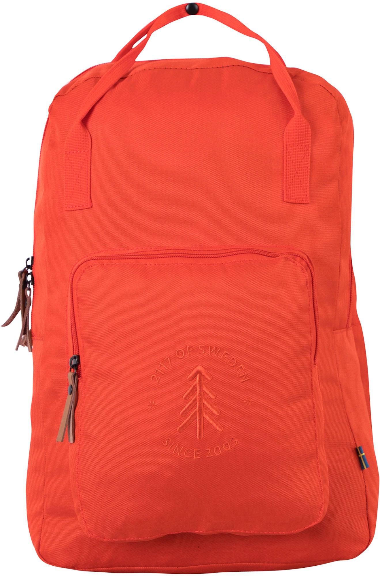 2117 Stevik Ryggsekk 27L, Orange