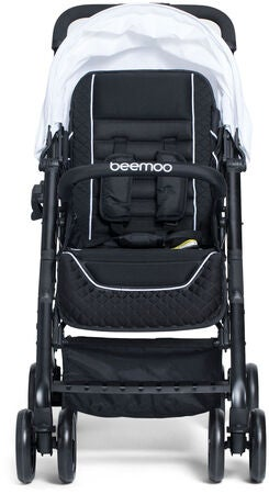 Beemoo Simple Travel+ Trille, Black/White