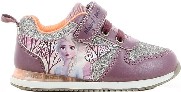 Disney Frozen Blinkende Sneaker, Old Pink