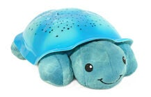 Cloud B Twinkling Twilight Turtle Nattlampe, Aqua