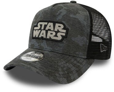 New Era Camo 9FORTY KIDS TRUCKER STAW Kaps, Star Wars Graphite