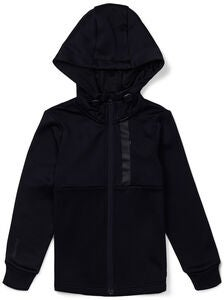 Hyperfied Scuba Zipped Hoodie, Anthracite