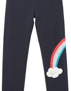Tom Joule Wilde Leggings, Navy Rainbow