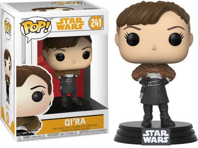 POP! Star Wars Samlefigur Qi'Ra