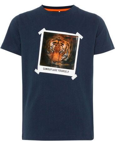 Kjøp Name it Nista T Skjorte, Black | Jollyroom