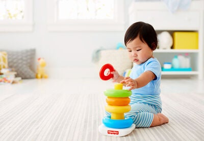 Fisher-Price Rock-A-Stack Refresh Ringpyramide