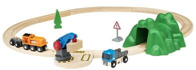 BRIO World 33878 Last og Loss-Begynnersett