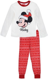 Disney Mikke Mus Pysjamas, Off White