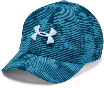 Under Armour Printed Blitzing 3.0 Kaps, Ether Blue
