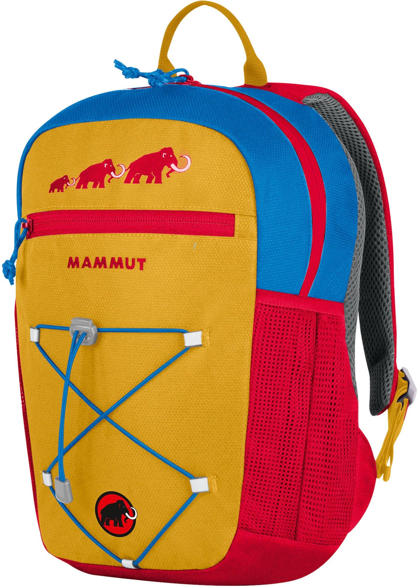 Mammut First Zip Ryggsekk 16L, Fancy