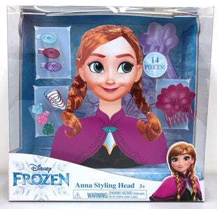 Disney Frozen Stylinghode Anna