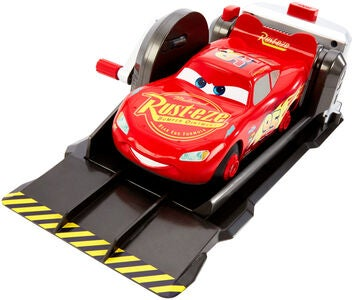 Disney Cars Stunts and Skills Lynet McQueen Launcher