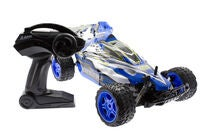 Gear4play Monster Wheels Radiostyrt Bil 1:10 Turbo Buggy