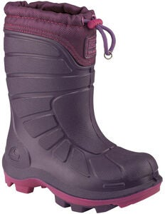 Viking Extreme Vinterstøvel, Purple/Fuchsia