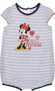 Disney Minni Mus Body, Navy