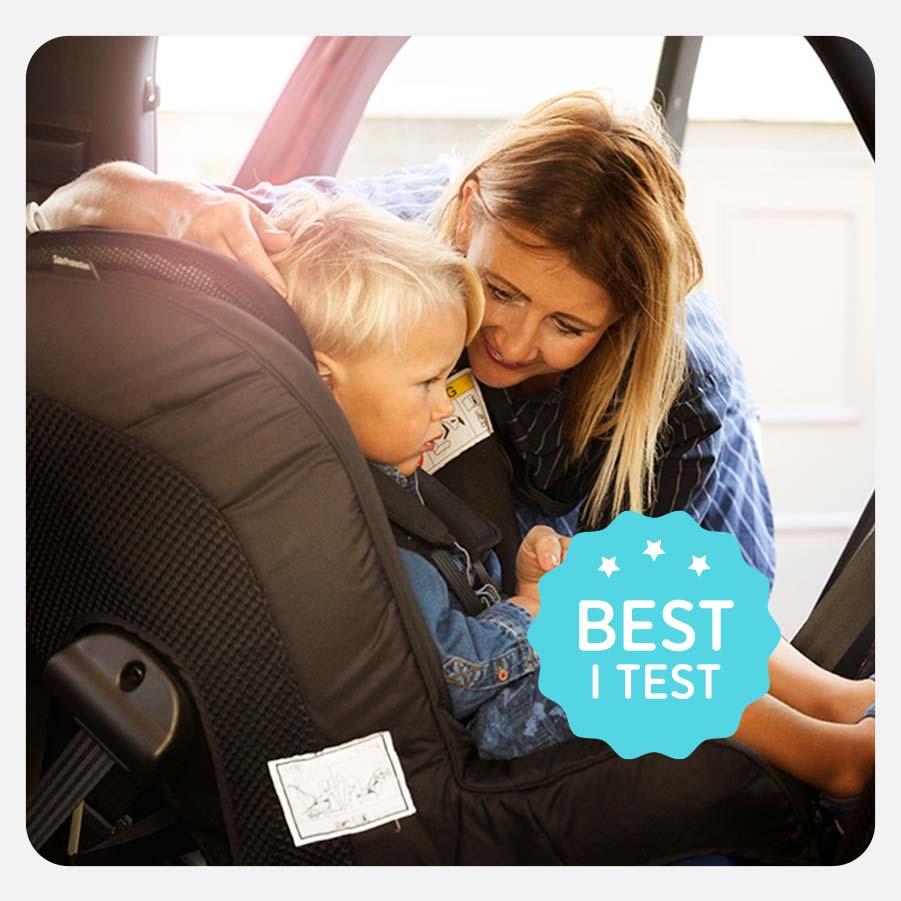 Best i test | Barnevogner, Bilstoler, Utedresser, Sko