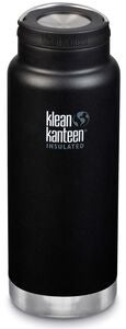 Klean Kanteen TKWide Wide Loop Cap Termosflaske 946ml, Shale Black