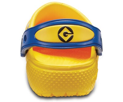 Crocs Minions Fun Lab Clog, Yellow