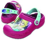 Crocs Disney Frozen Lined Clog, Lilla
