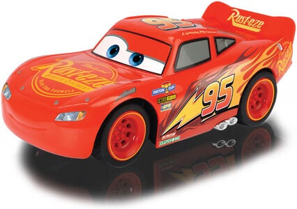 Disney Cars 3 Fjernstyrt Bil Lightning McQueen Single Drive 1:32