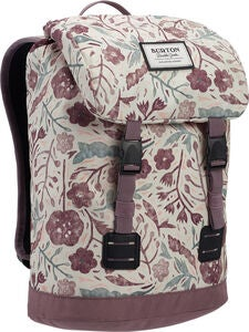 Burton Tinder Pack Youth Ryggsekk, Etched Flowers BGS