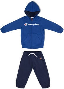 Champion Kids Hooded Genser og Buksesett, Surf the Web