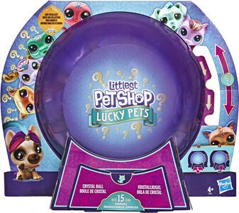 Littlest Petshop Lucky Pets Crystal Ball