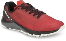 Merrell Bare Access Sneakers, Red/Black