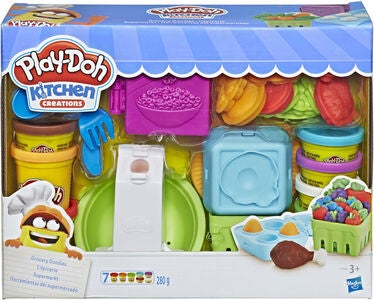 Play-Doh Grocery Goodies Kjøkkensett