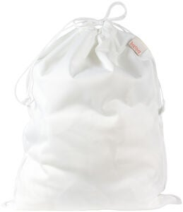 ImseVimse Bleiepose Wet Bag med Snøre, White