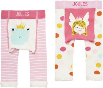 Tom Joule Leggings, Pink Frog Fairy