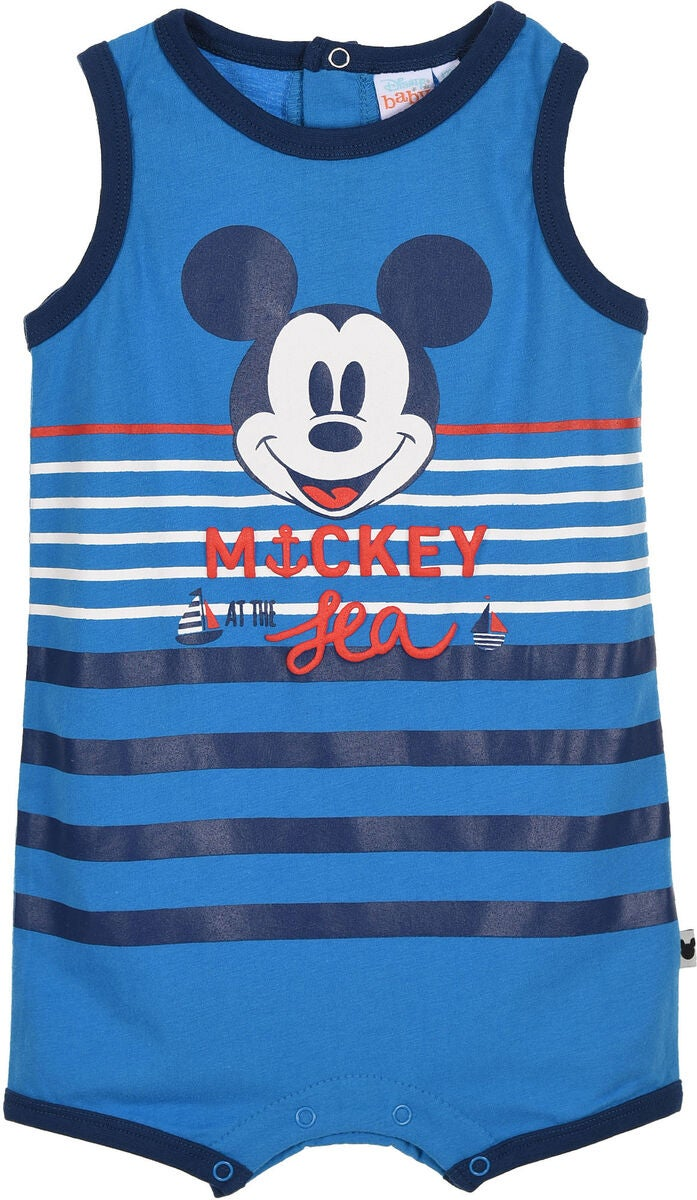 Disney Mikke Mus Body, Blue