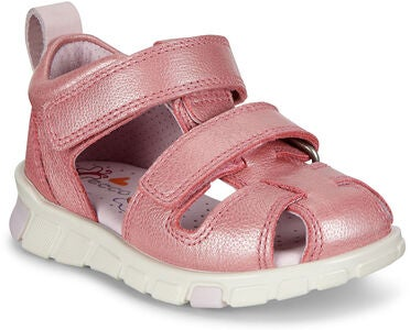 ECCO Mini Stride Sandal, Bubblegum