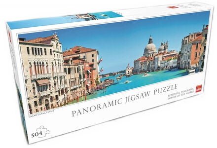 Goliath Games Puslespill Grand Canal Venice 504 Brikker