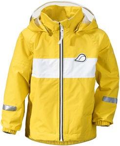 Didriksons Kalix Jacka, Yellow 120 Billiga barnkläder på nätet