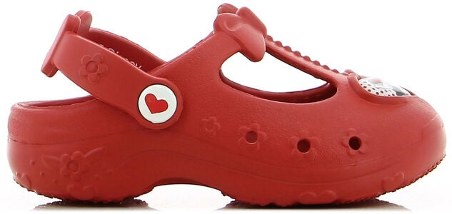Disney Minni Mus Clog, Red