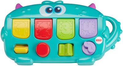 Fisher-Price Monster Pop-Up Surprise Aktivitetsleke