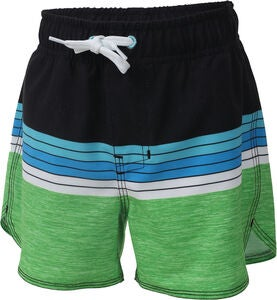 Color Kids Eark Strandshorts, Golf Green