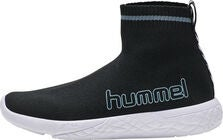 Hummel Terrafly Sock Runner Jr Sneaker, Black