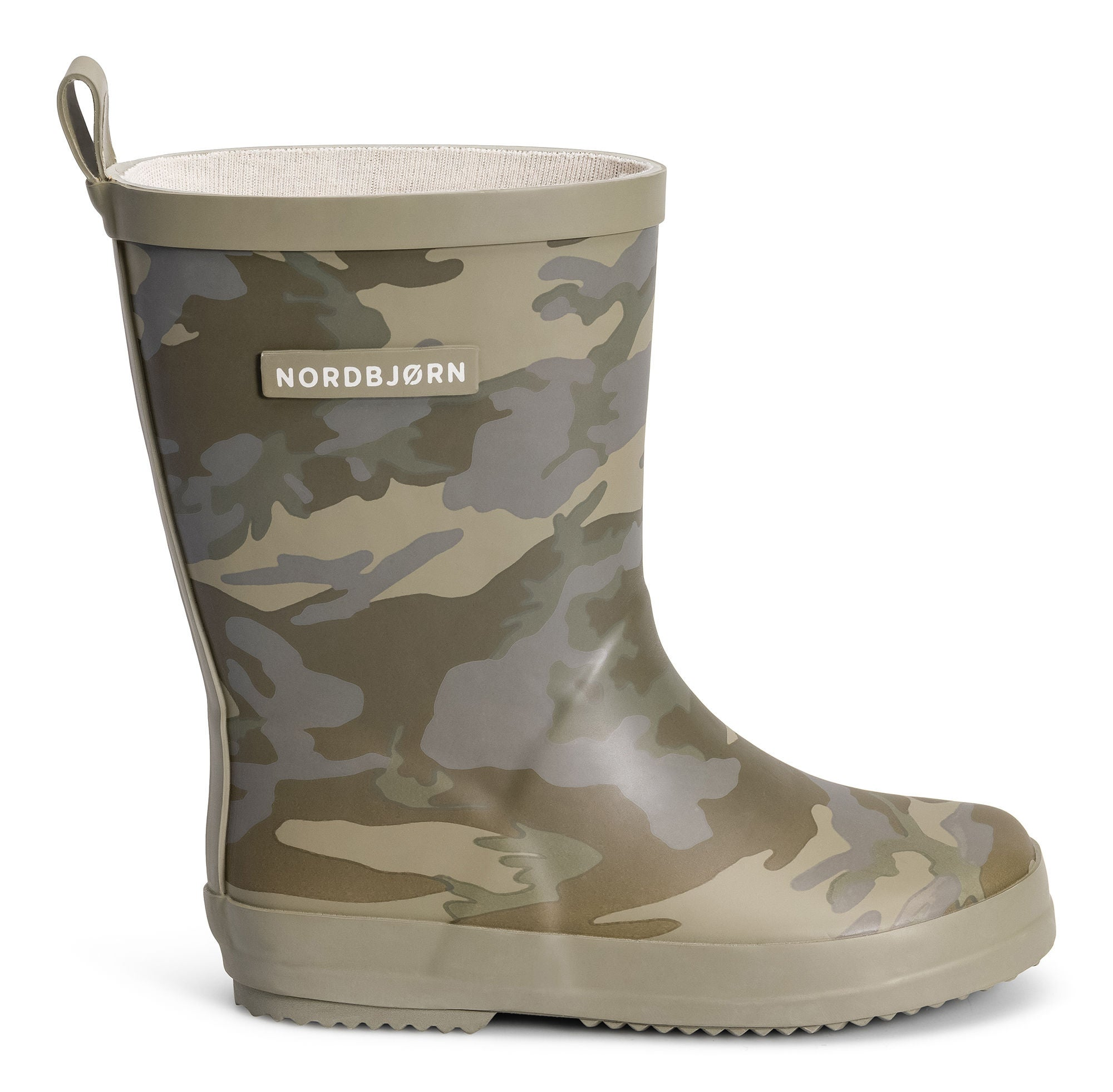 886060a4fe6 Kjøp Nordbjørn Whirlwind Gummistøvel, Camouflage | Jollyroom