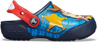 62c80b89000 Kjøp Crocs Buzz & Woody Clog, Navy | Jollyroom